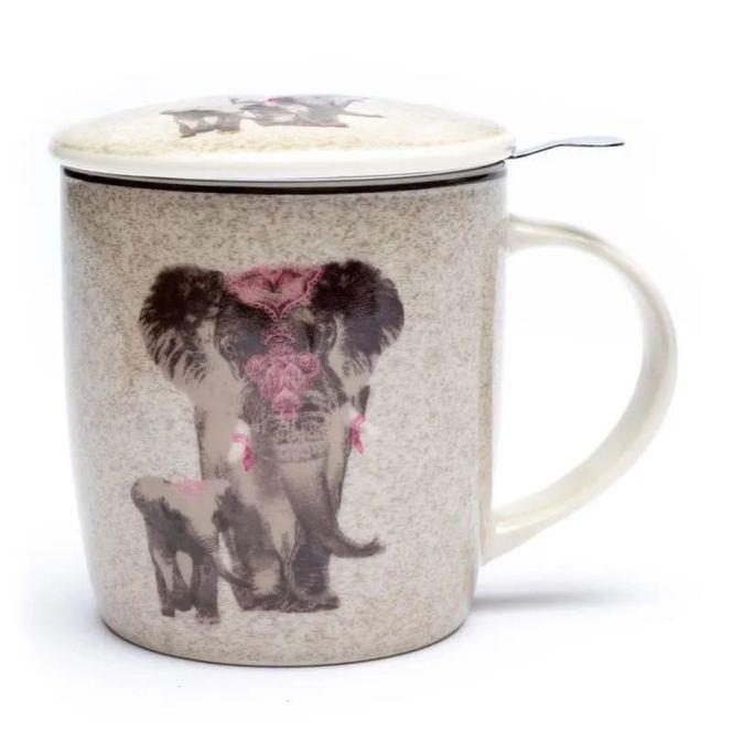 Set of teacup Elephant