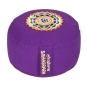 aubergine / 7th Chakra Crown Chakra with OM (Sahasrara)